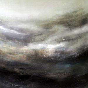 4.The wave - oil on canvas -85x140cm-2010