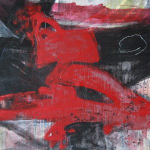 60inX70in-RED-ABSTRACT-CALLIGRAPHY.V3-brenda-heim