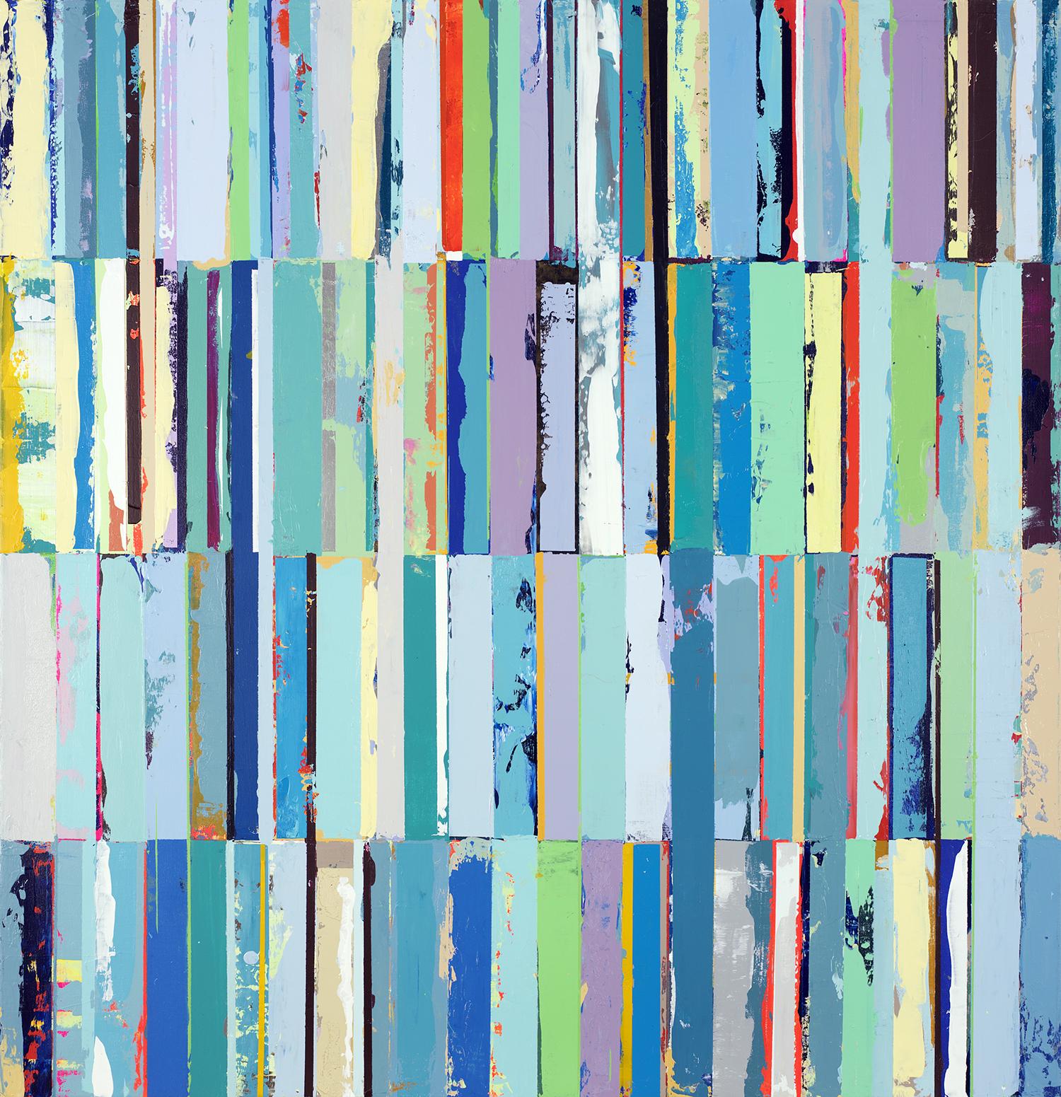 Adam Collier Noel, Ocean Glass, Color In Art Example