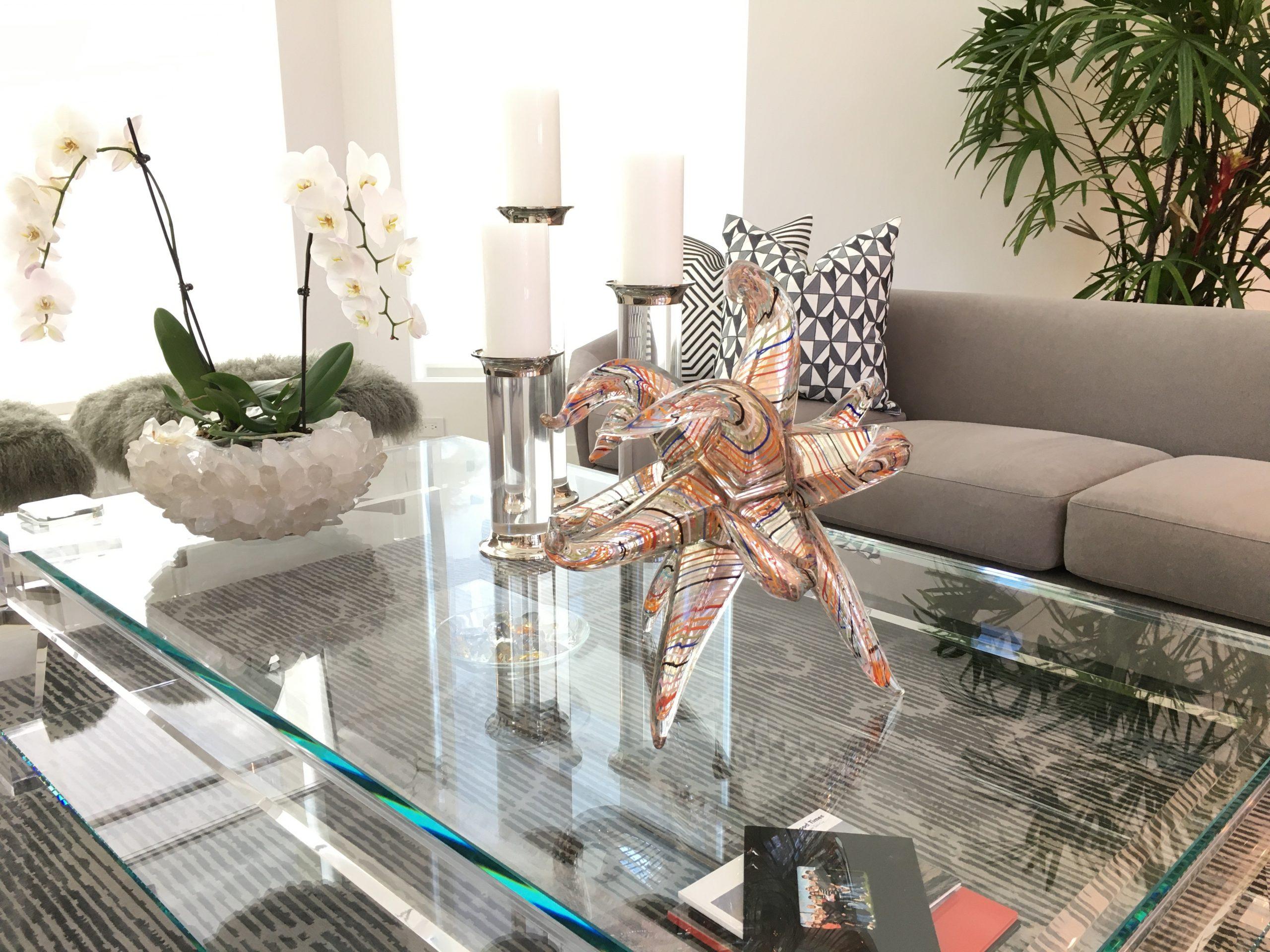 Fine Art Glass Sculpture